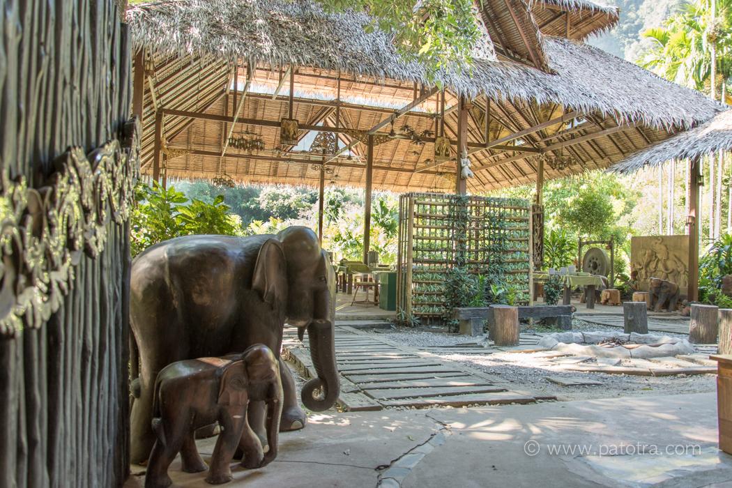 Elephant Hills Lobby