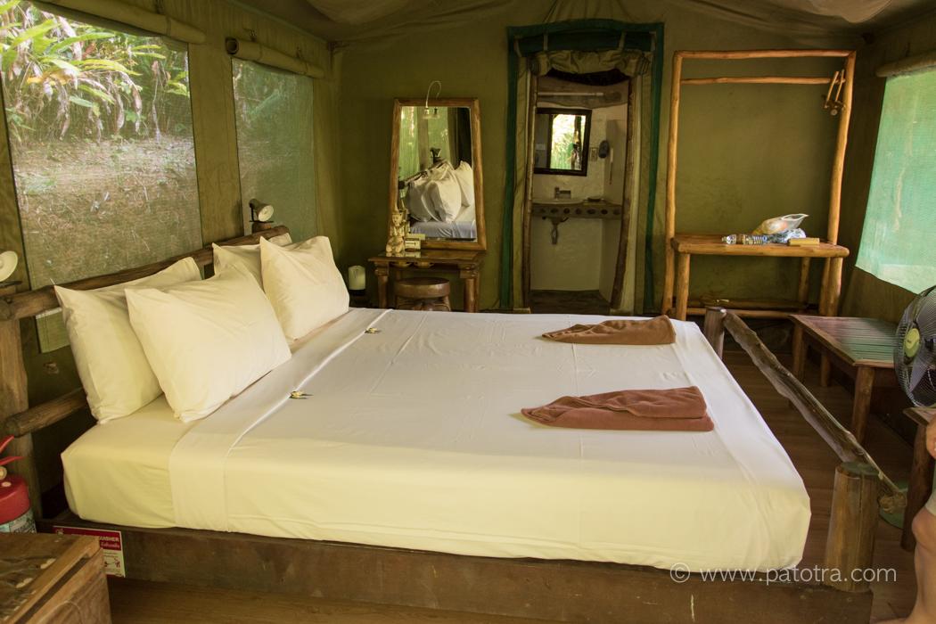 Luxus Zelt Thailand