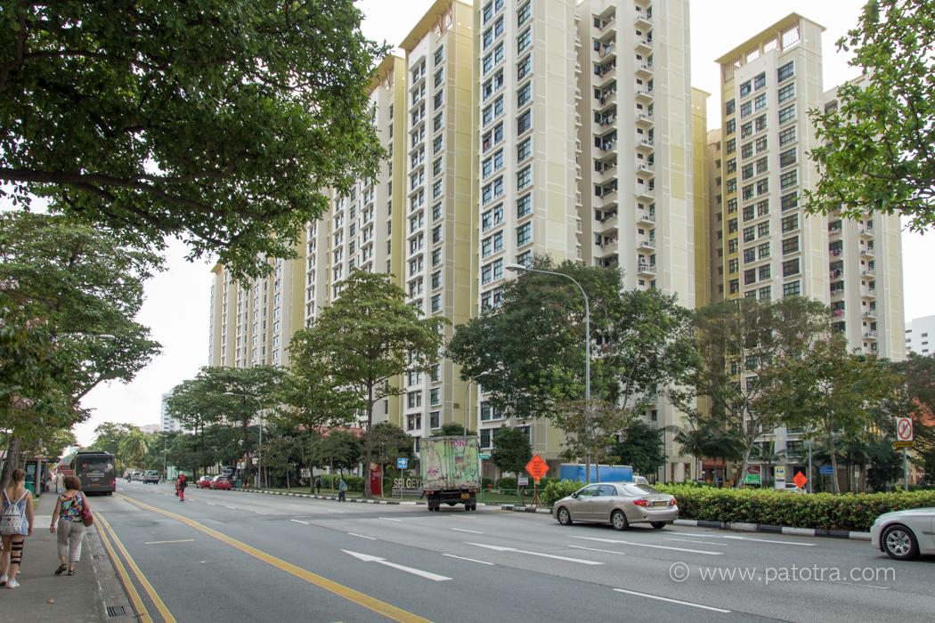 Suppenküche Singapur - jenseits von Glanzfassaden und Konsumrausch