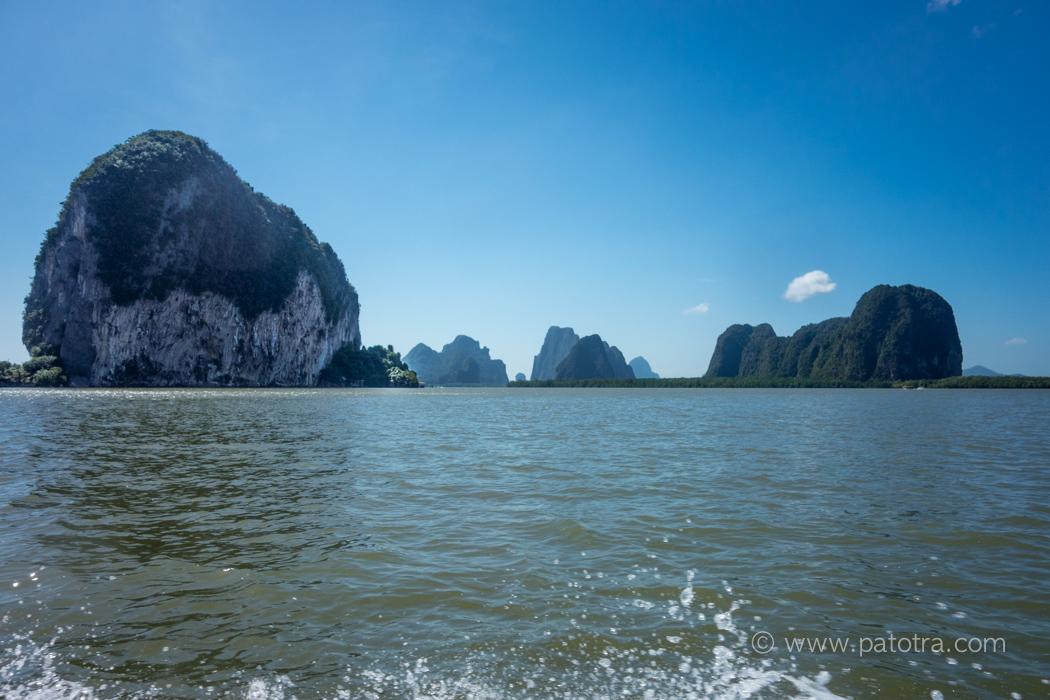 Inseln Phang Nga