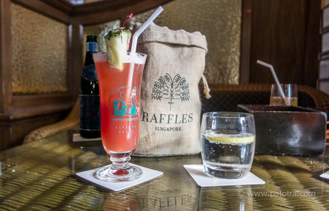 Raffles Singapore Sling