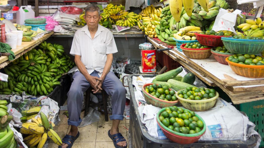Markt Singapur