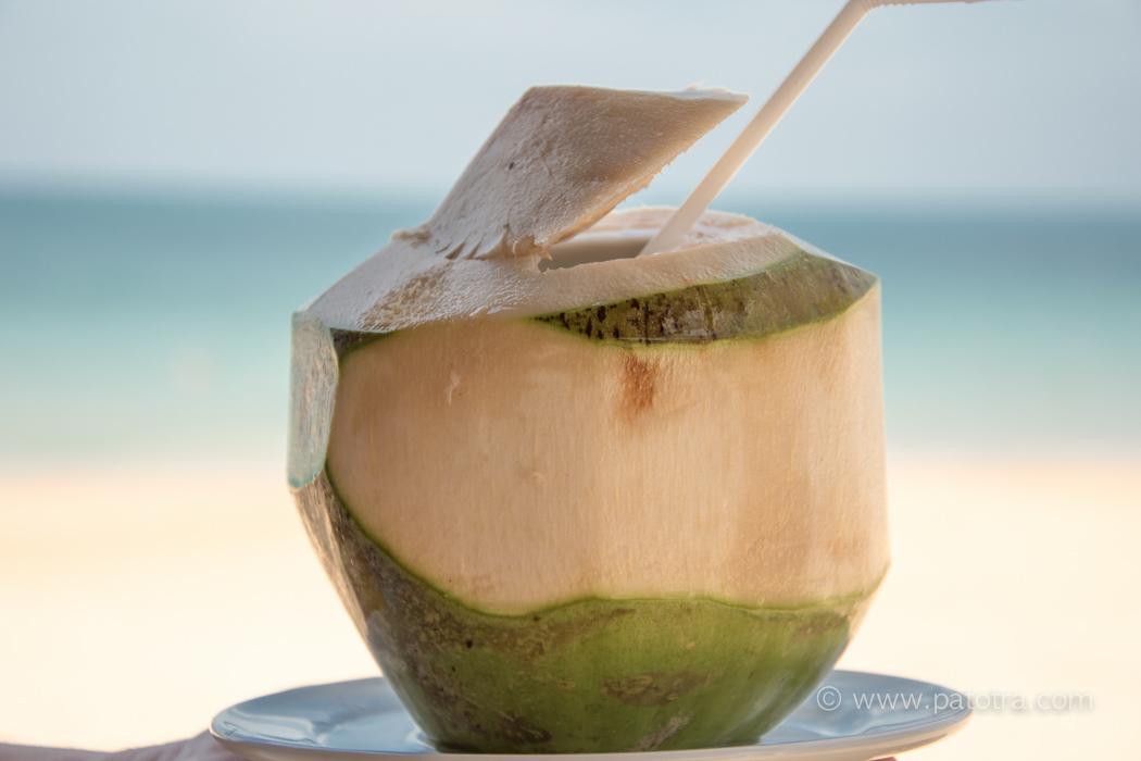 Kokosnuss Thailand
