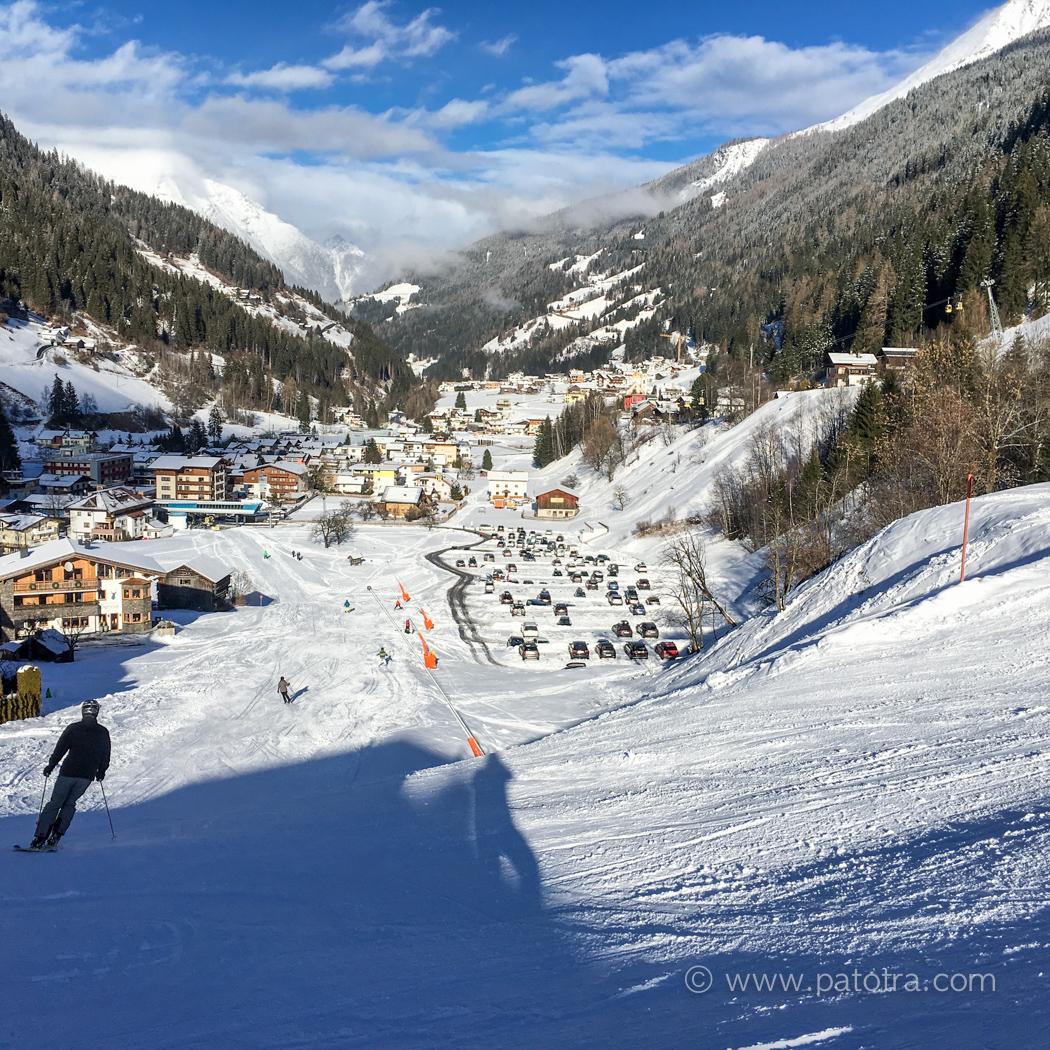 Skifahren in See Tirol