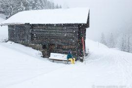 Brand Schneefall