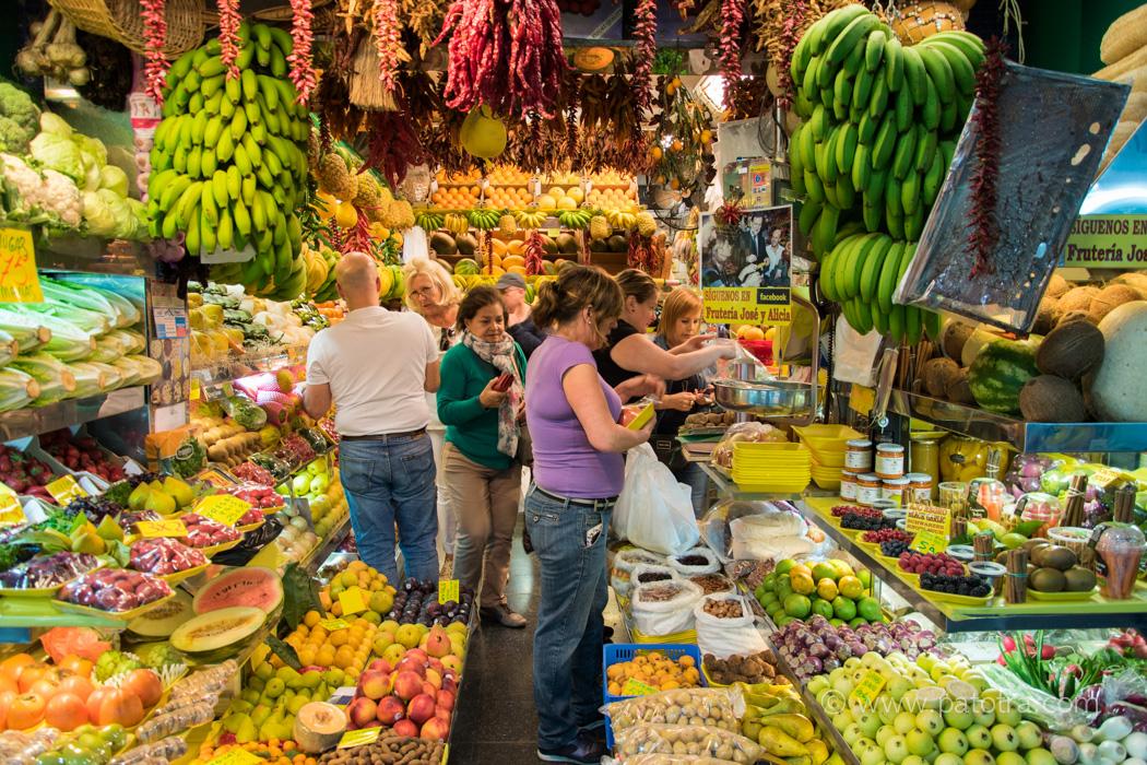 Las Palmas Markt