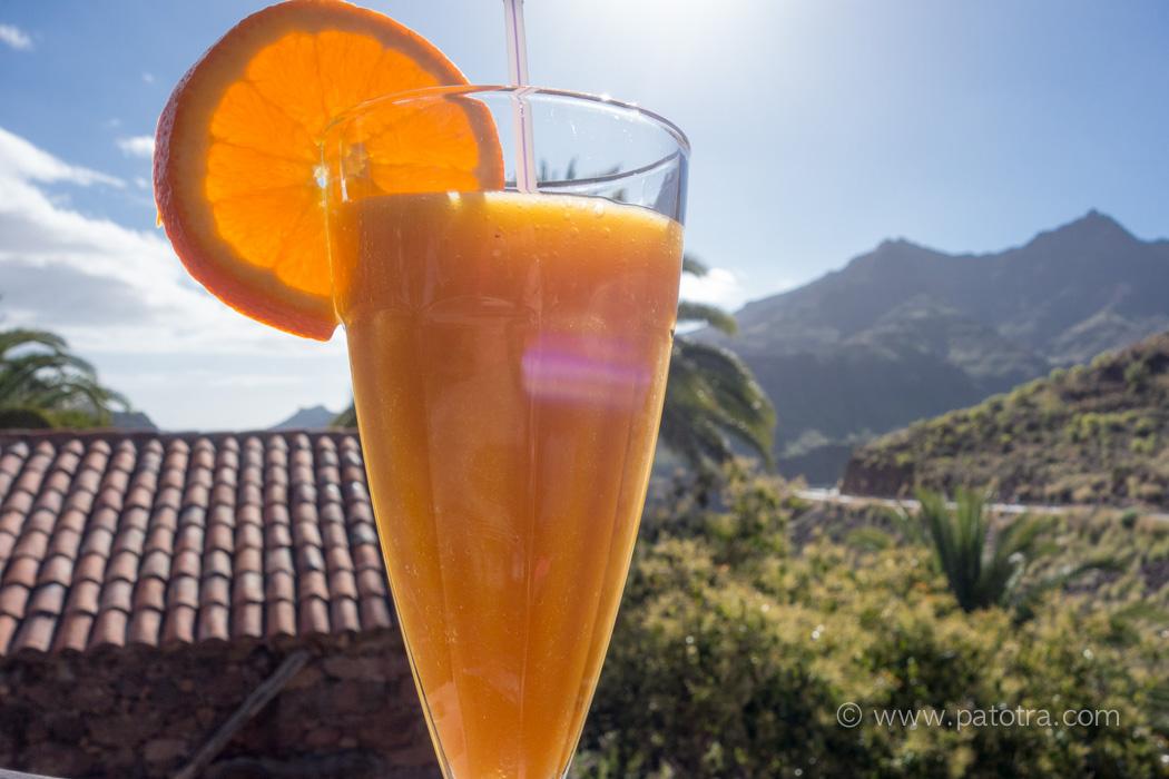 Fruchtsaft Gran Canaria