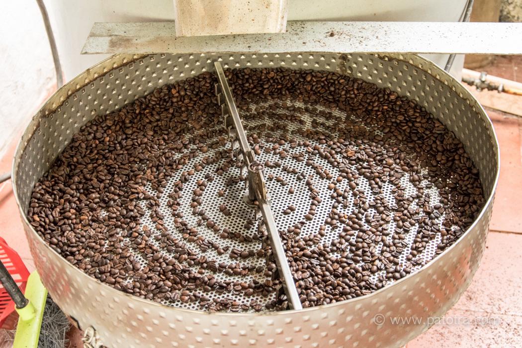 Kaffee roesten