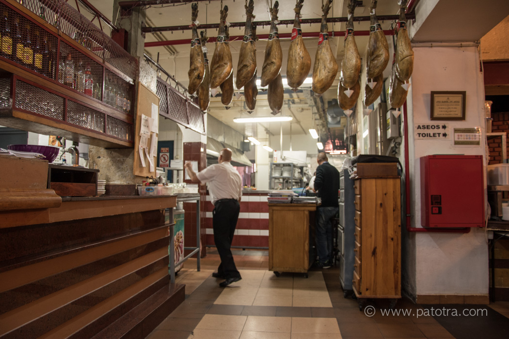 Restaurant Las Palmas