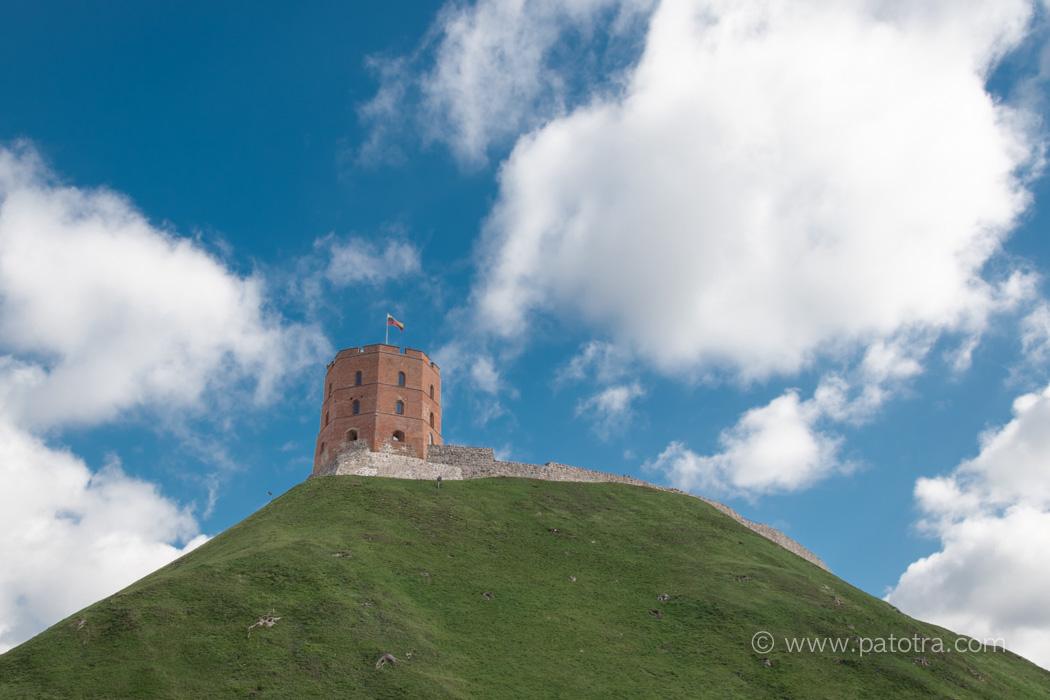 Burg Vilnius