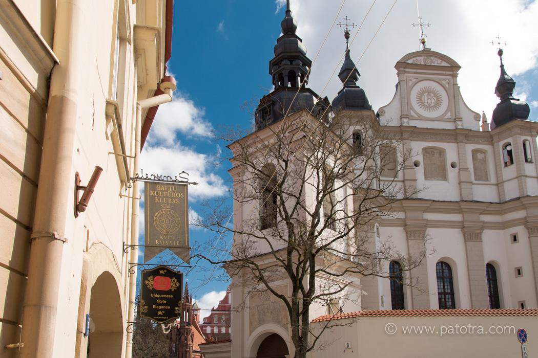 Kirchen Vilnius