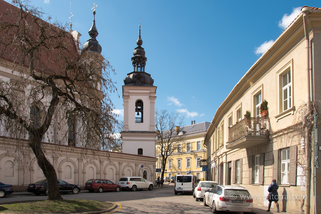 Stadt Vilnius