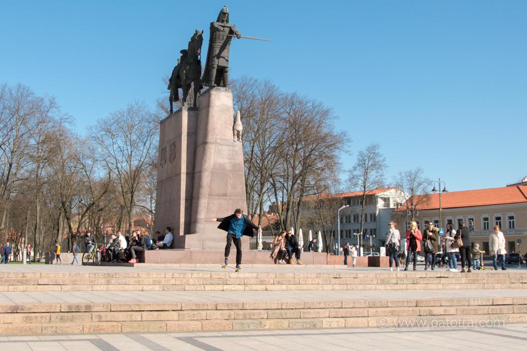 Leben Vilnius
