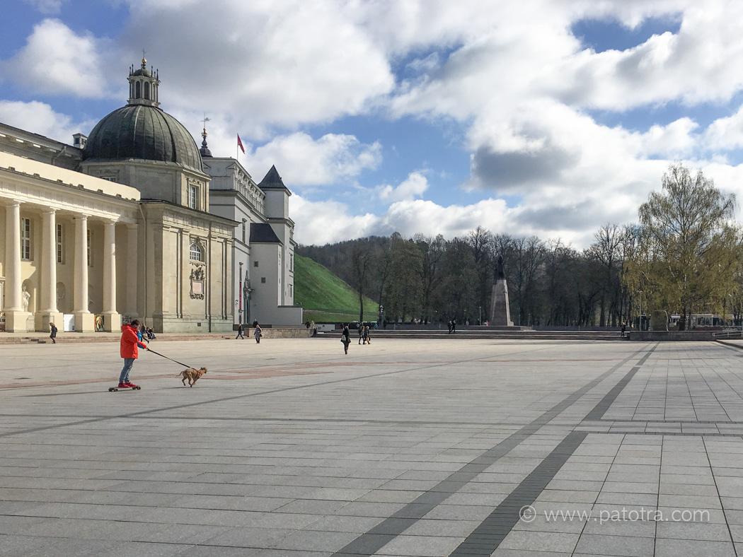 Skateboard Vilnius