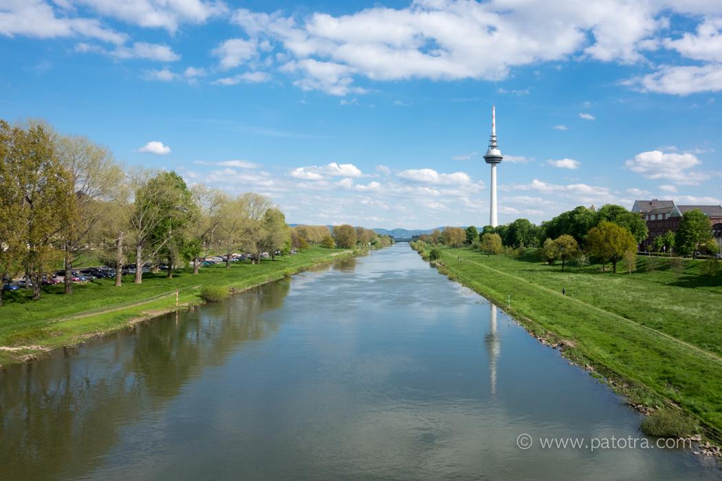 Blick Mannheim