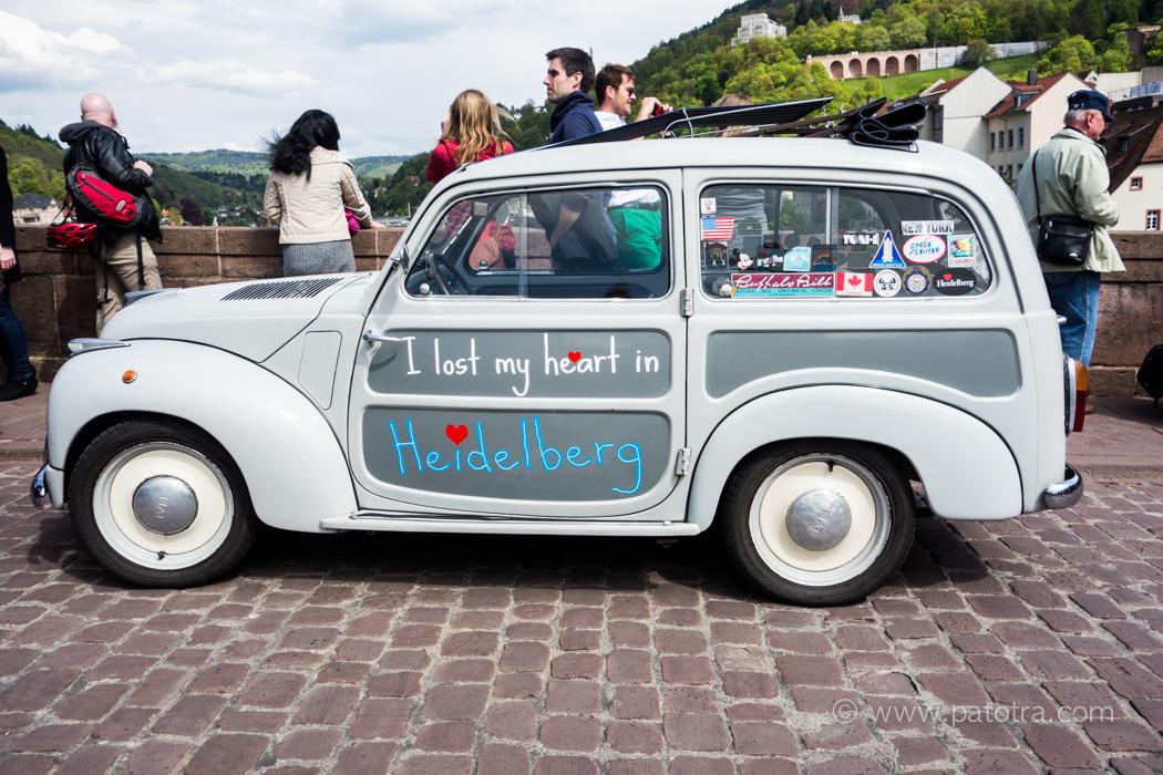 Heidelberg Verliebt