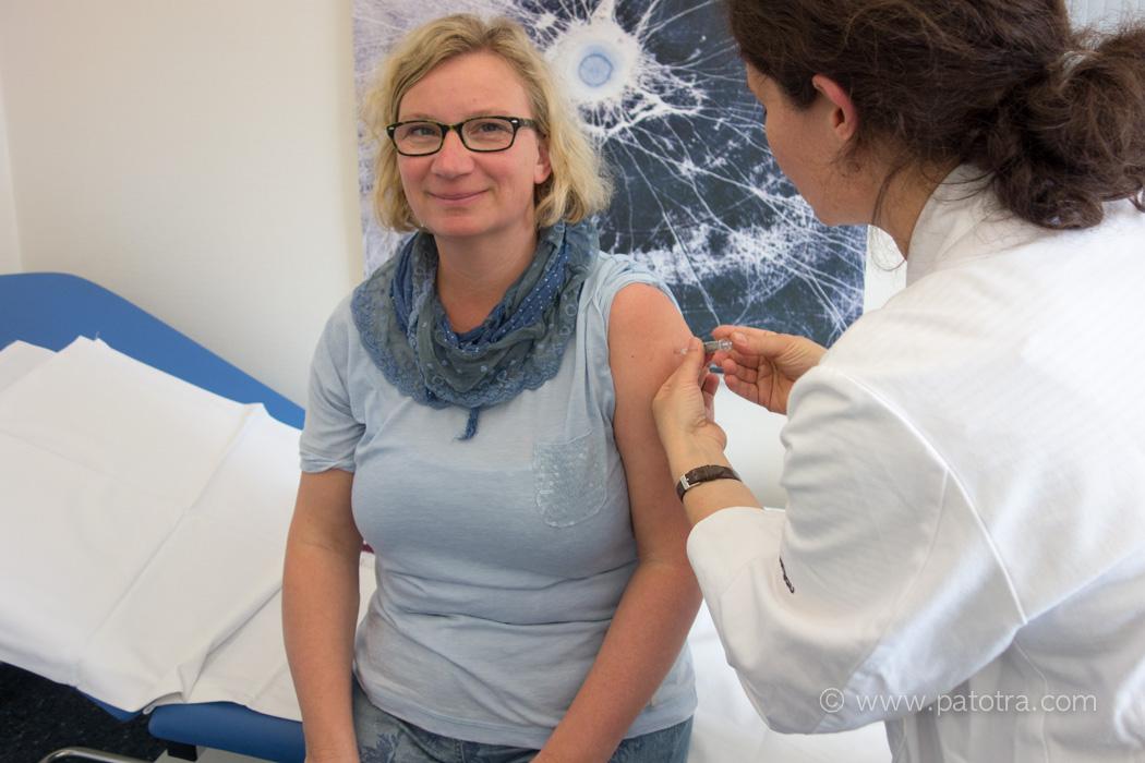 Reisemedizin Impfen