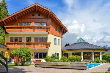 Hotel Kaiserwinkel mit Pool