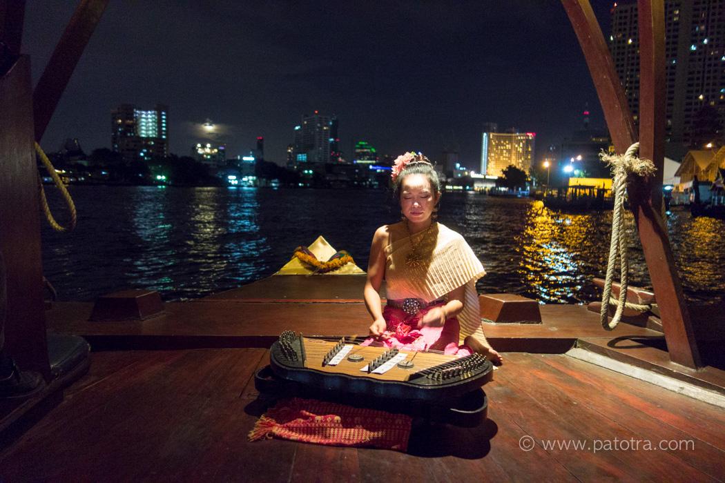 Reisbarke Bangkok