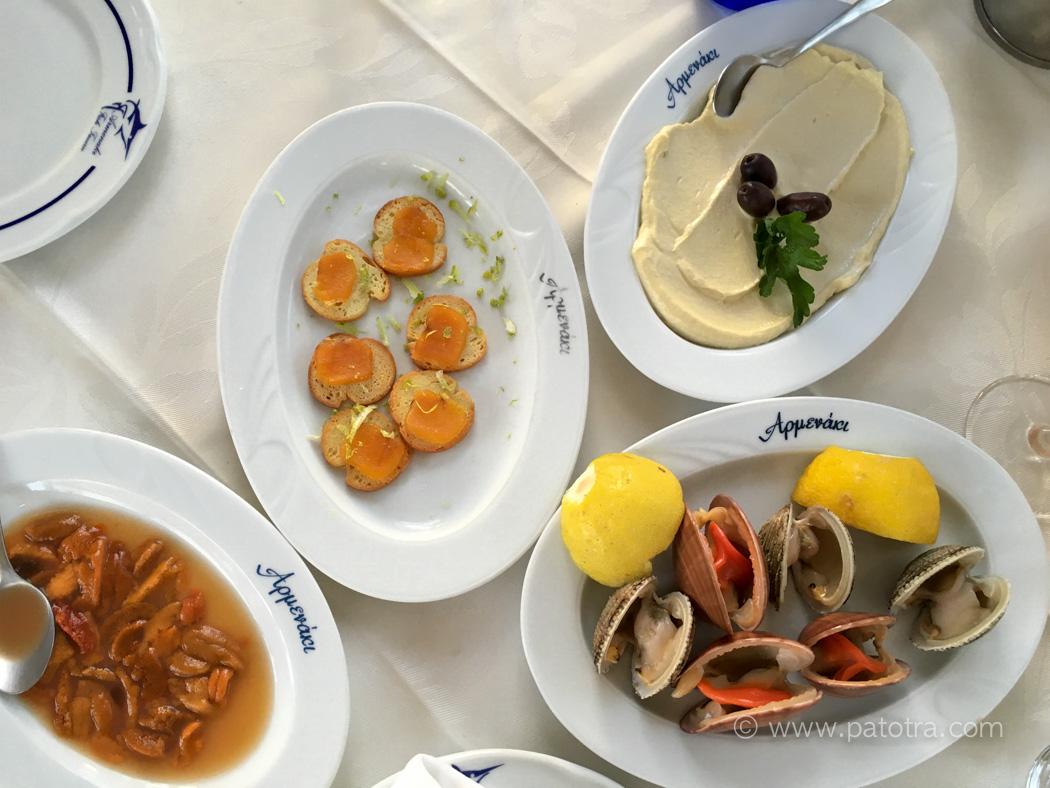 Restaurant Armenaki Pollonia