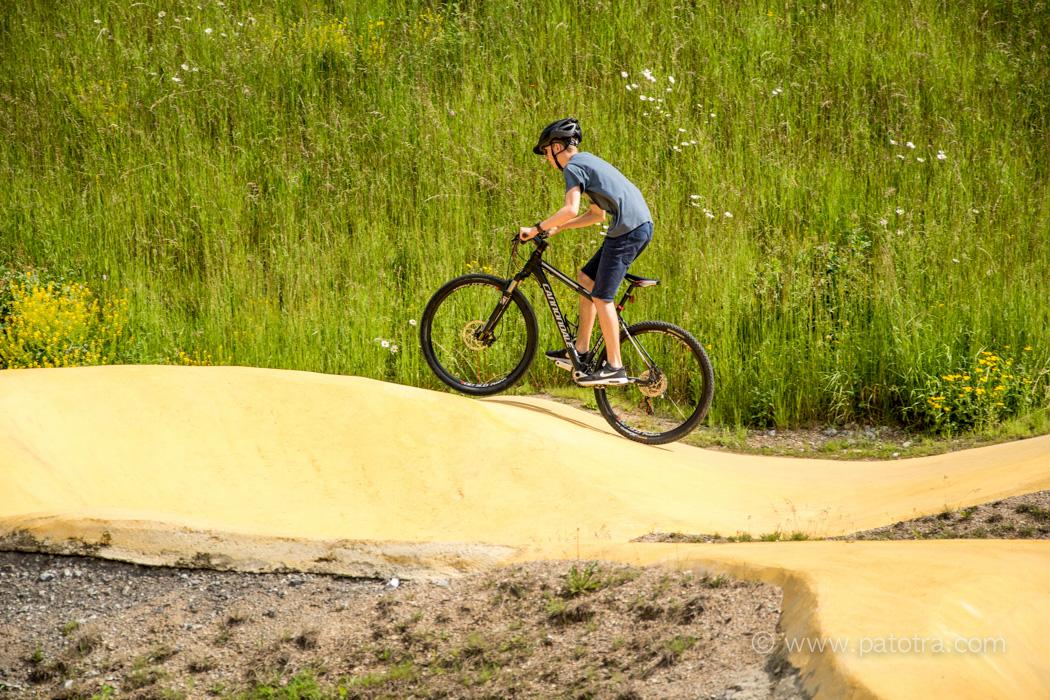 BMX Funpark Pontresina
