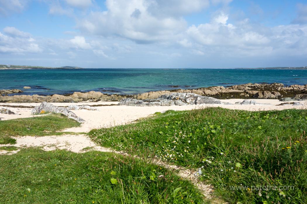 Connemara Landschaft