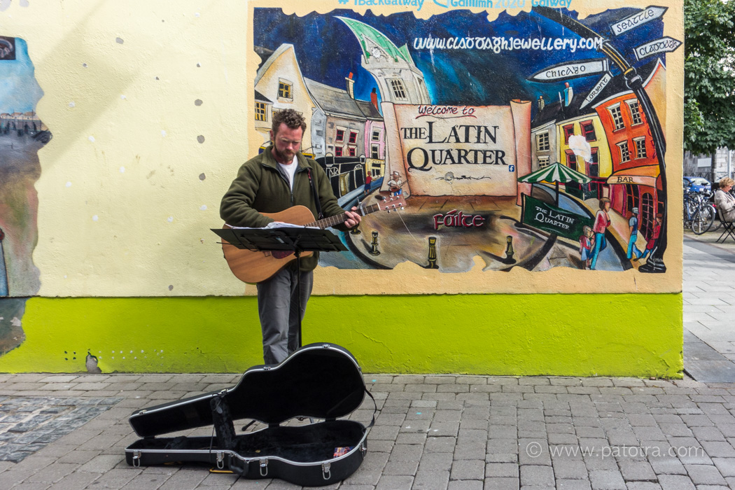 Galway musician