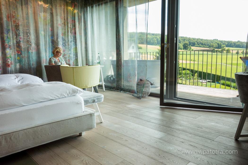 Zimmer im Hotel Seerose