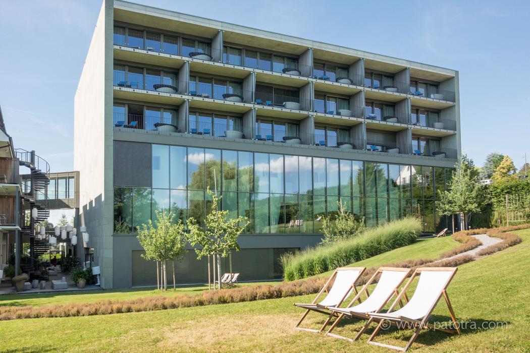 Seerose Resort und Spa Meisterschwanden