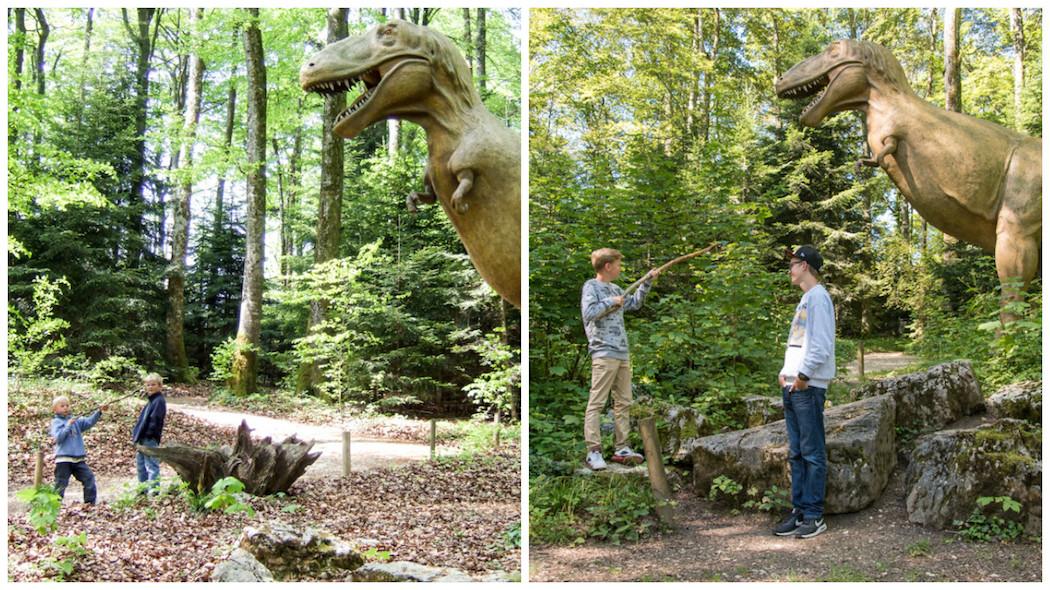 Luis Tom Dinosaurier