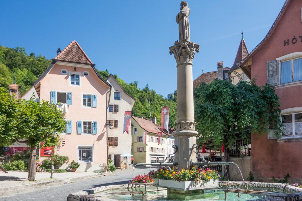 St. Ursanne Jura