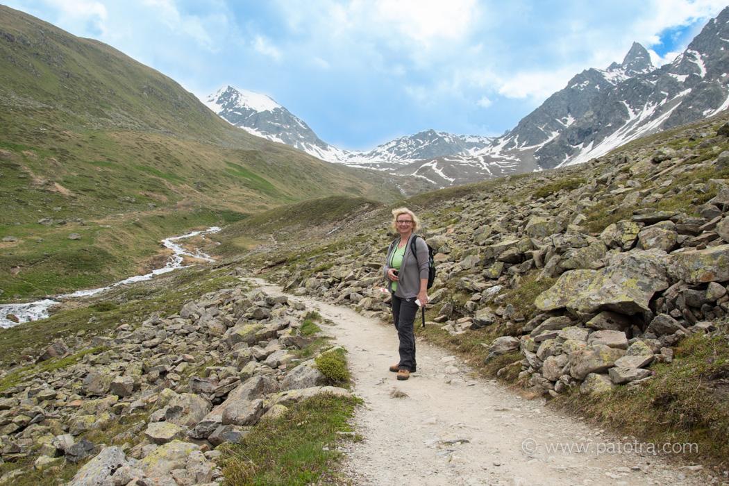 Wanderung Panoramaweg Saratz