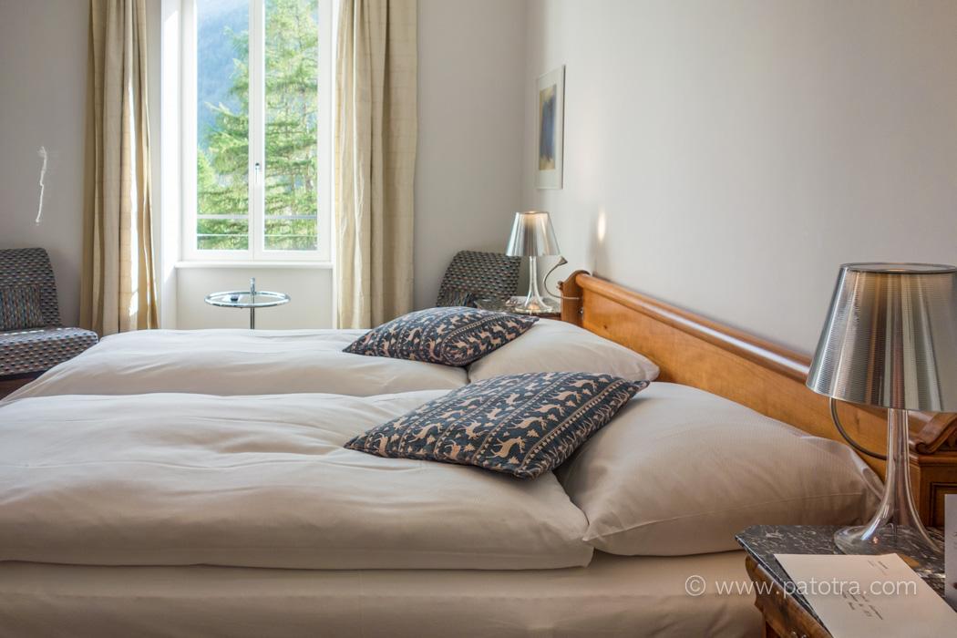 Zimmer Hotel Saratz