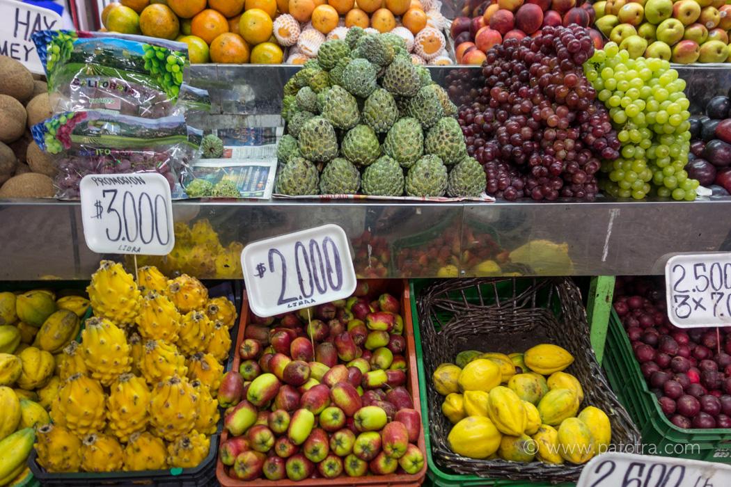 Obst Bogota