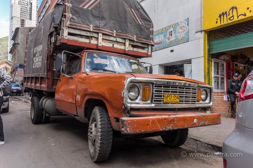 Bogota Strasse