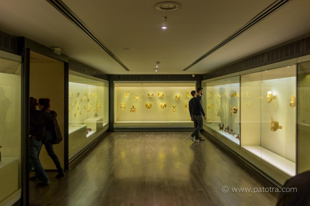 Goldmuseum Bogota