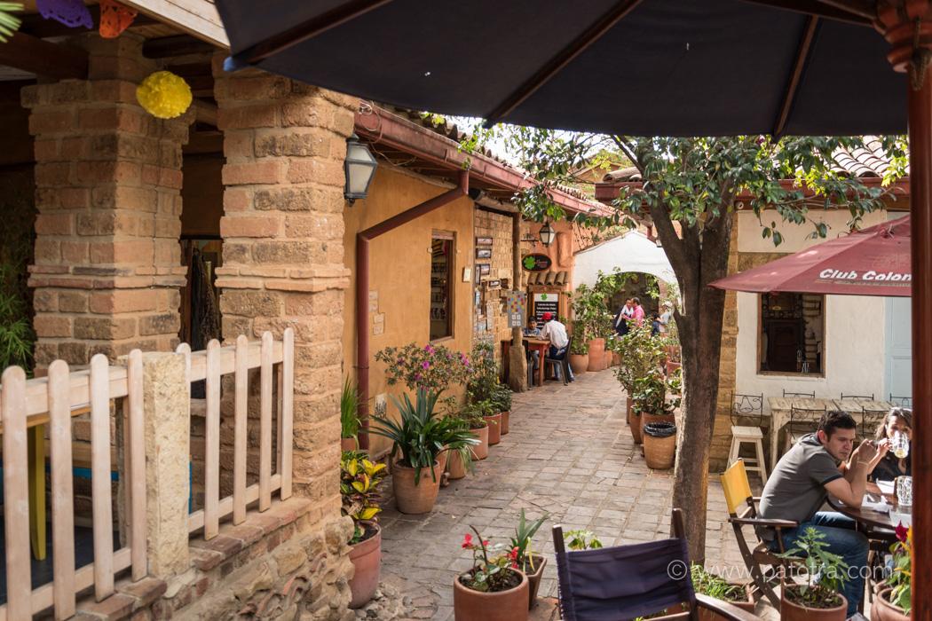 Restaurant in Villa de Leyva