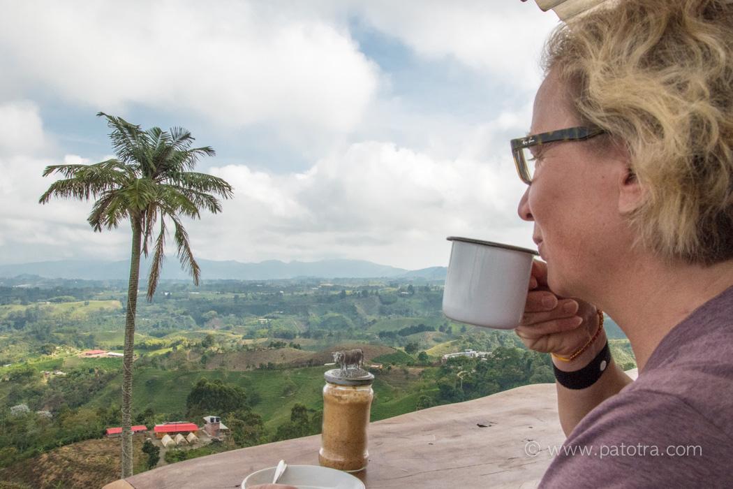 Kaffeegenuss Kolumbien