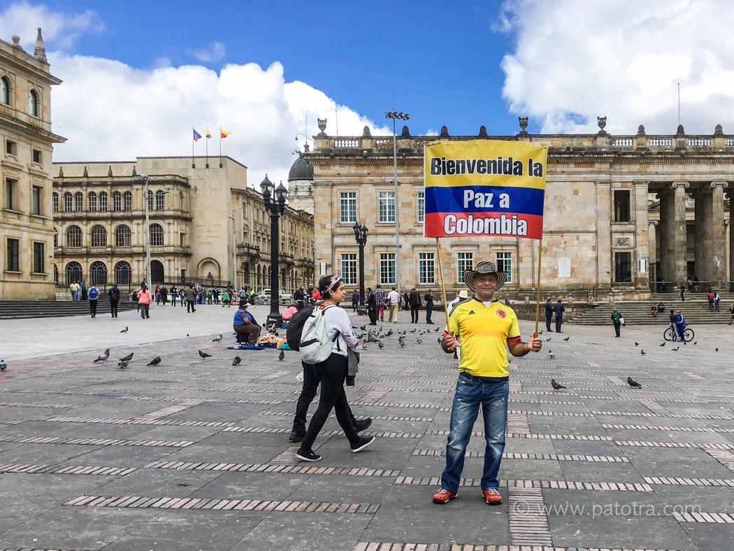 Frieden Bogota