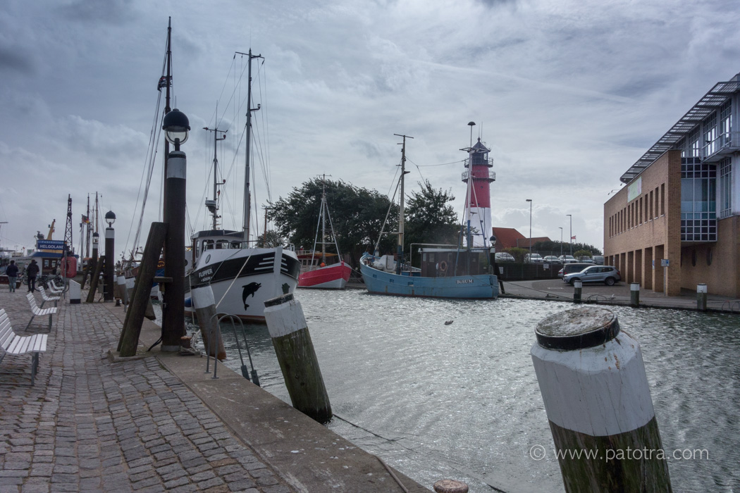 Museumshafen Buesum Nordsee