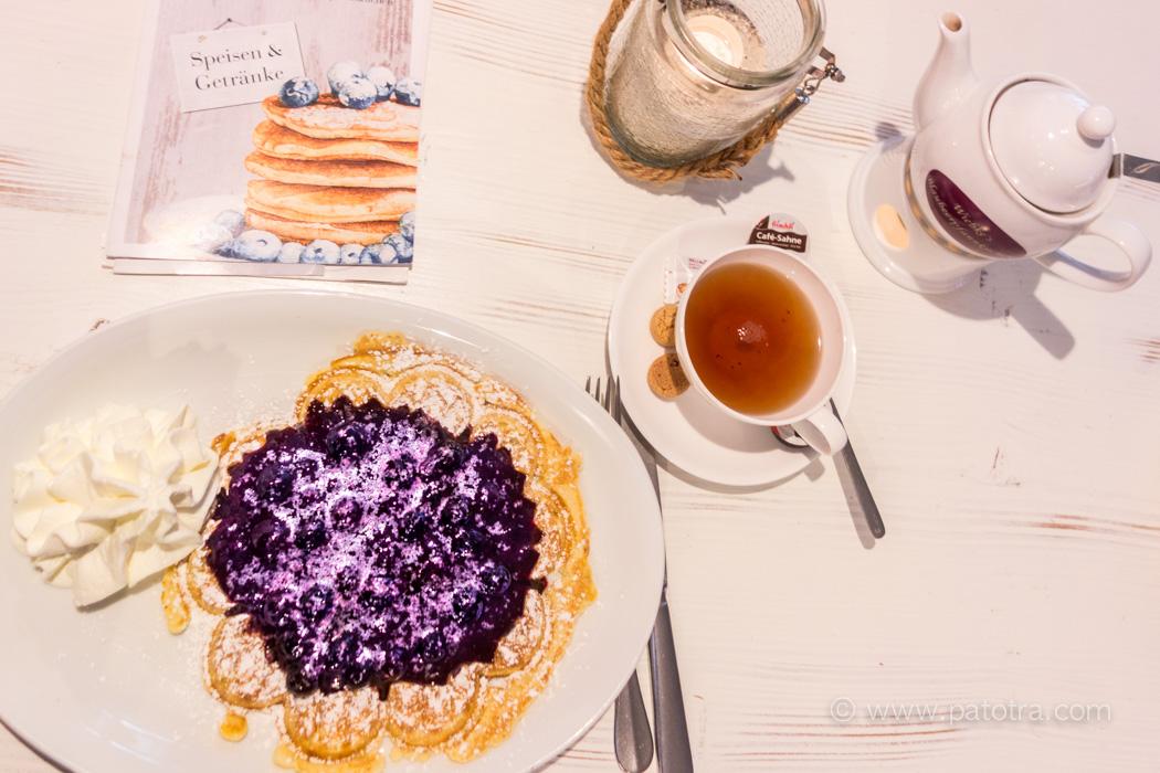 Wiebkes Bluabeerpfannkuchen