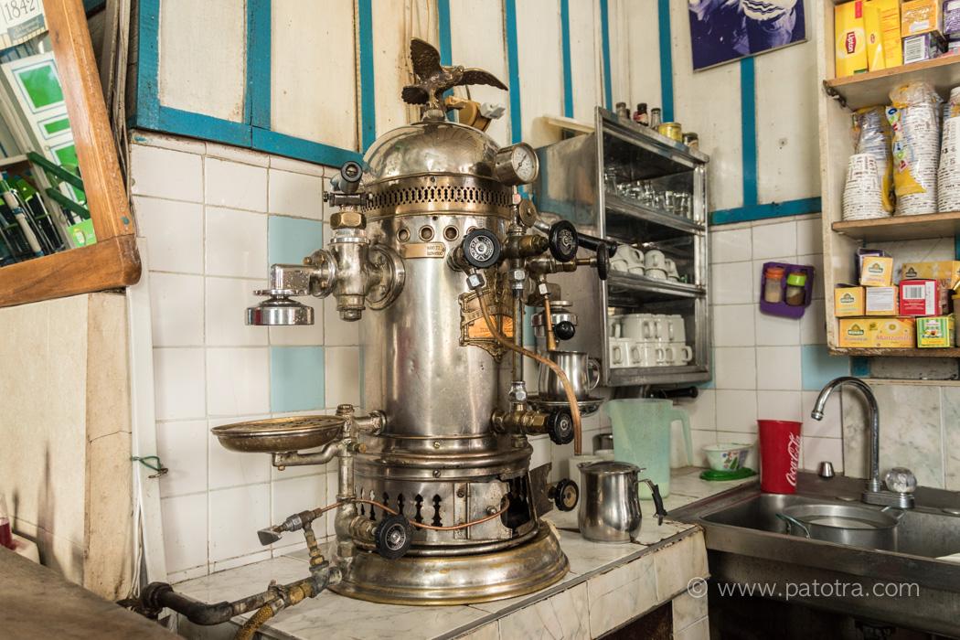 Kaffemaschine Antik