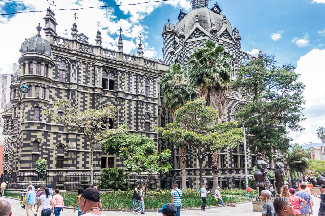 Medellin Botero Museum