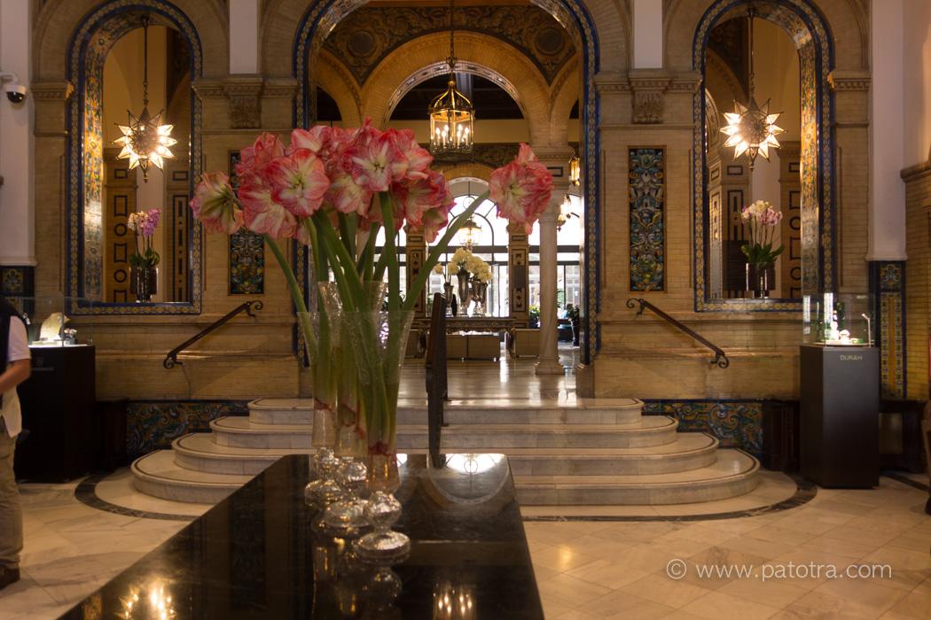 Luxushotel Sevilla