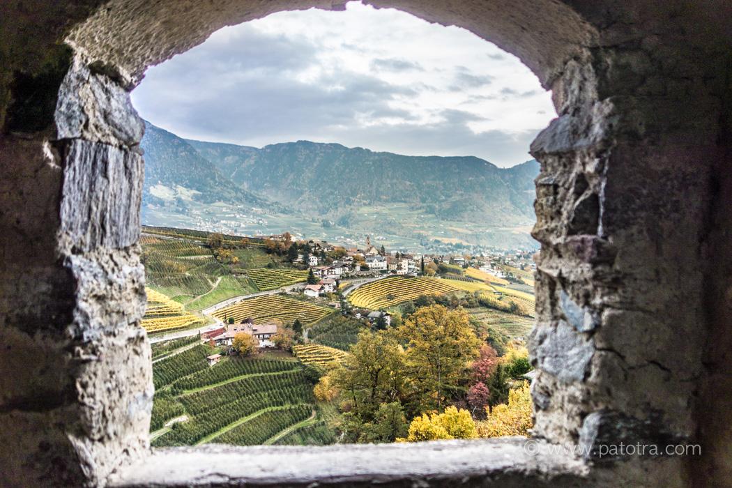 Meraner Land vom Schloss