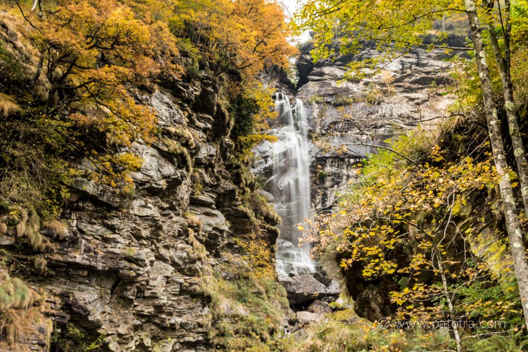 Wasserfall Verzasca