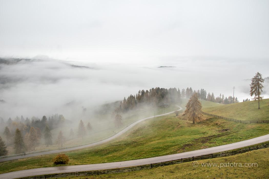 Neblestimmung Meraner Land