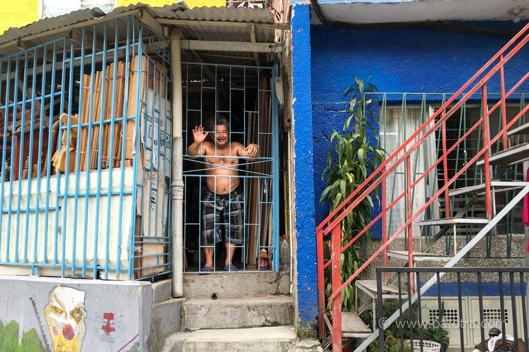 Comuna Menschen Medellin