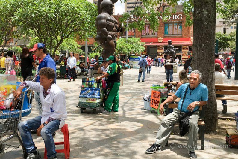 Medellin Streetlife