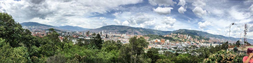 Panorama Medellin